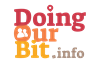 Doing our bit logo