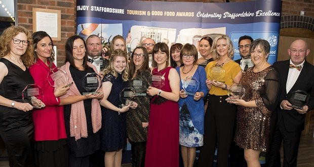 Awards celebrate county's best tourism and hospitality businesses