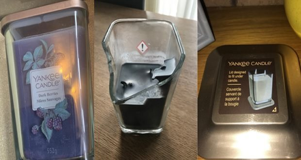 People warned of risks of buying fake designer candles
