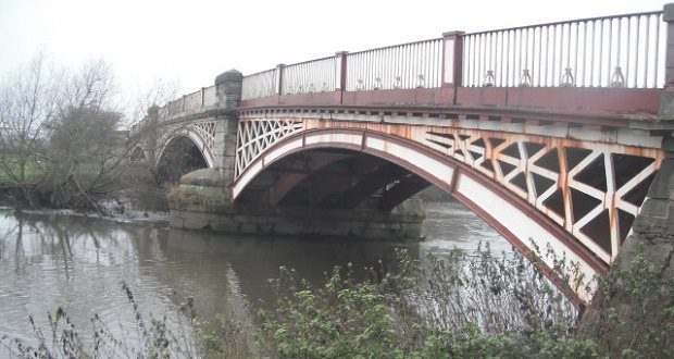 Repairs to listed Staffordshire road bridge set to go ahead following successful £2.35 million funding bid