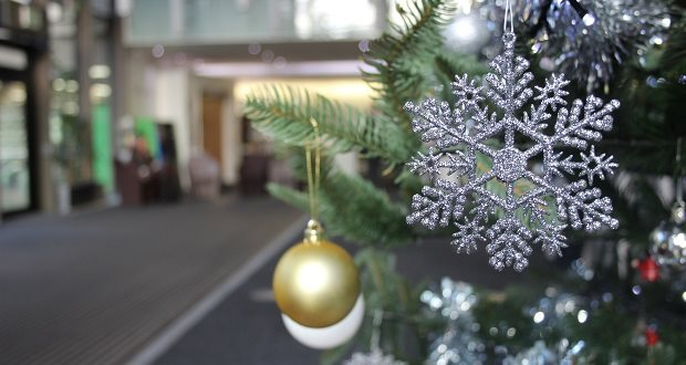 County council opening times over Christmas and New Year