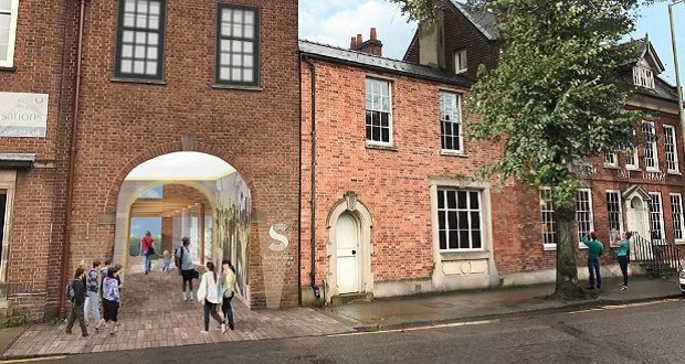 Round two National Lottery funding bid for history centre to be submitted