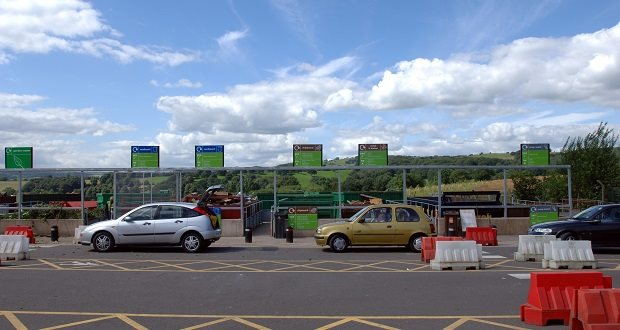 New operator for recycling centres