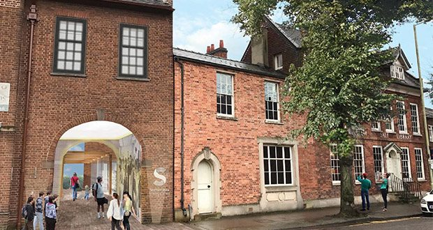 Opportunity to shape plans for new history centre