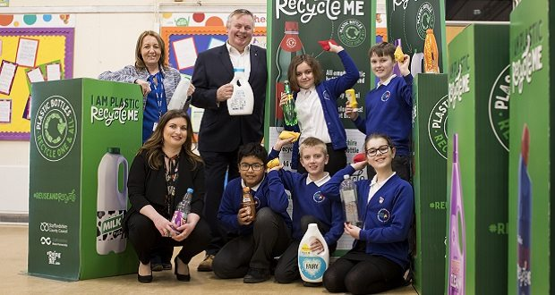 Residents reminded to recycle their plastic bottles in new campaign