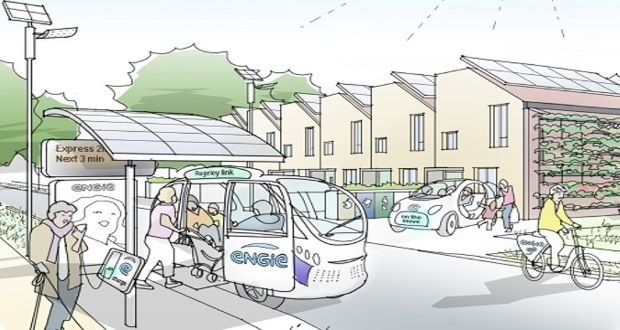 Staffordshire's low carbon development of homes, enterprise and leisure moves at pace