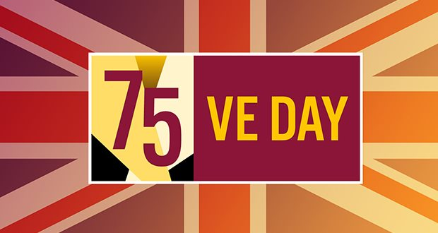 People encouraged to mark VE Day from home