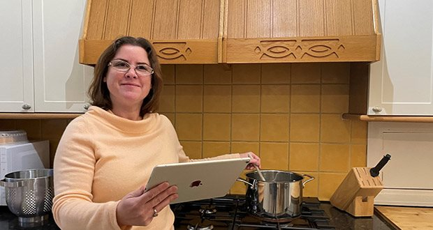 How E-cookery-books have helped families through lockdown