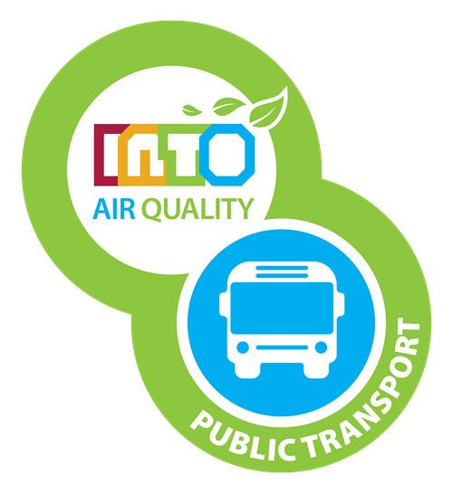 INTO Public Transport Logo