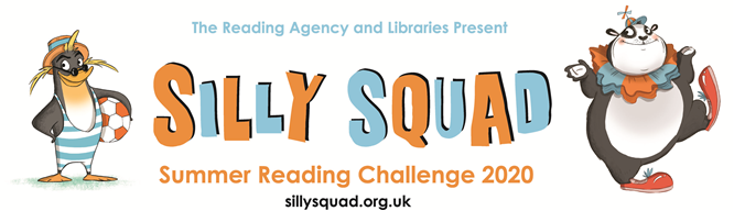 Silly Squad - Summer reading challenge 2020