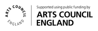 Arts Council logo first page