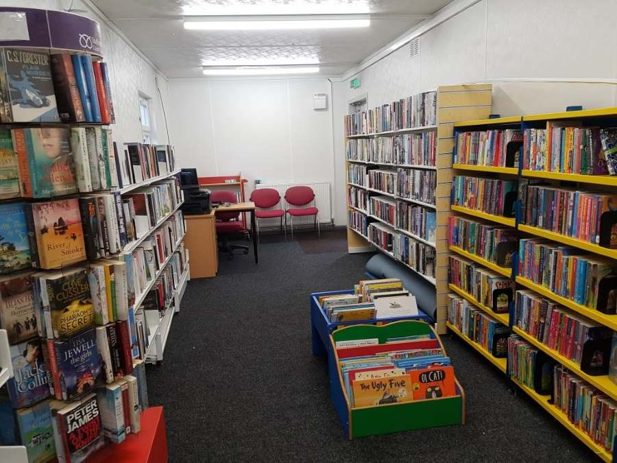 Gnosall Library