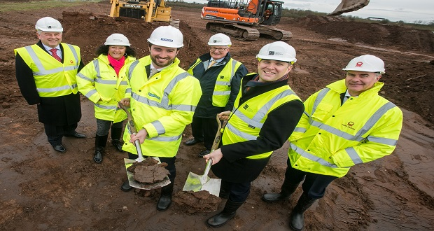 £38million Liberty Park development begins