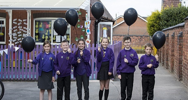 Regional recognition for Air Aware primary school