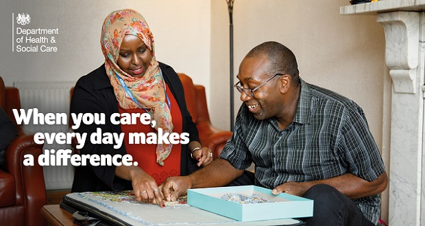 Find out about a career in care at free event