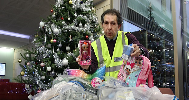Counterfeit warning for festive bargain hunters