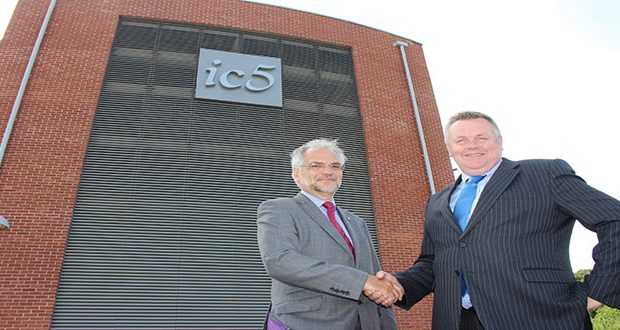 Staffordshire's economic growth programme gathers strength