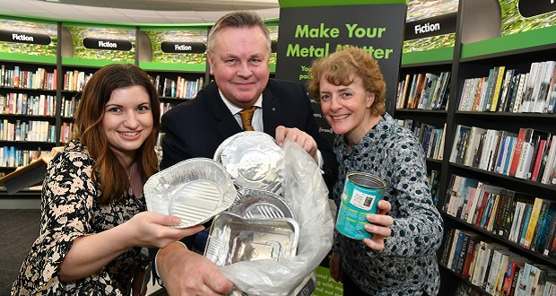 New recycling campaign urges people to make their metals matter