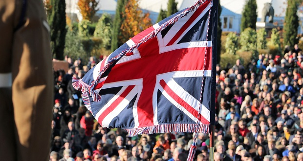 Staffordshire to lead Armistice Day and Remembrance Sunday commemorations